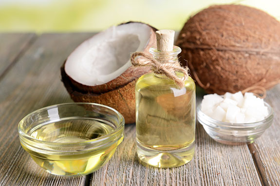 Beauty Hacks with Coconut Oil